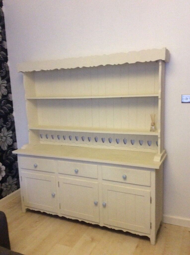 Welsh Dresser In Living Room