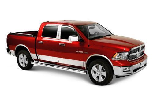 Dodge Ram Chrome Rocker Panel Ebay