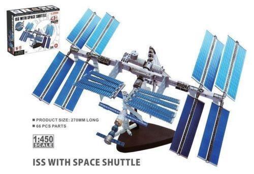 Space Station Model   eBay