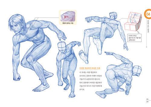Marvel Illustrator RockHe Kim's Anatomy Drawing Class ...