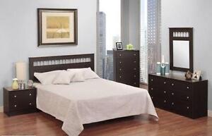 Lord Selkirk Furniture 121 Series 6pc Bedroom Set Suite Dresser Mirror