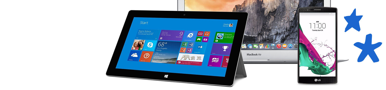 Shop laptops, tablets, cameras, and more
