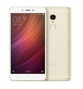New Xiaomi Redmi Note 4 X Duos 32GB 3GB 4G Android 6 LTE MIUI 8.0 OctaCore Gold