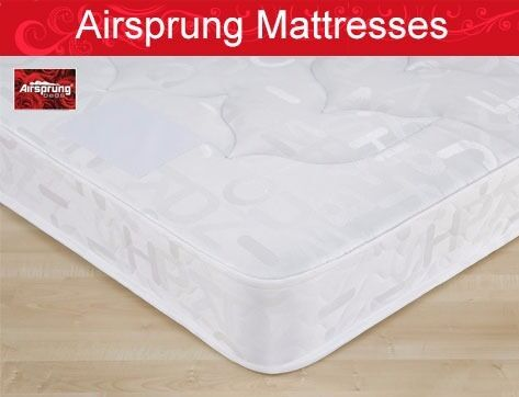 Brand New Double 4 6 Mattress By Airsprung Free Delivery Small