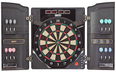 Best Sporting 862080 elektronische Dartscheibe Oxford 2.0 elektrische + Pfeile