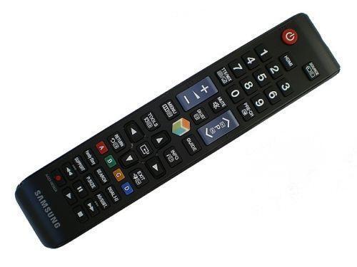 Control remoto de Samsung