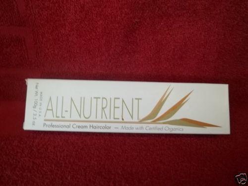 All Nutrient Hair Color EBay