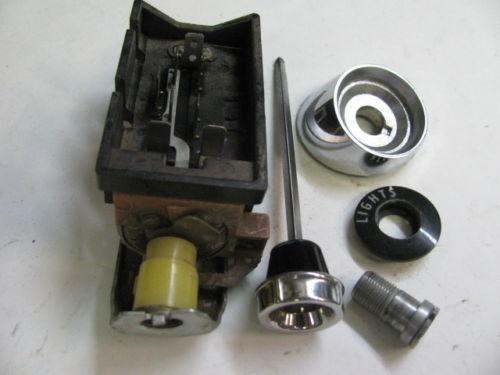 55 Chevy Headlight Switch   eBay