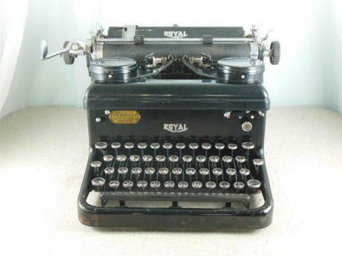Mechanical Typewriter Ebay