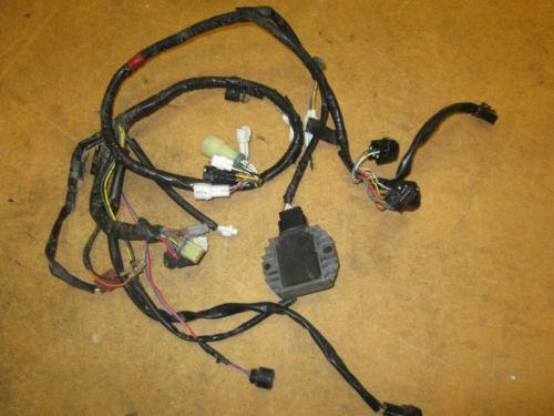 Raptor 660 Wiring Harness | eBay