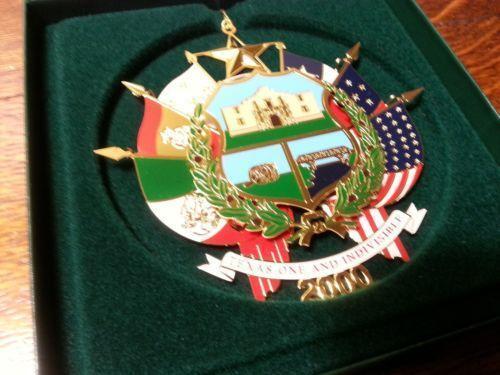 Texas Capitol Ornament EBay