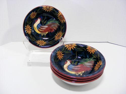 Susan Winget Dinnerware EBay