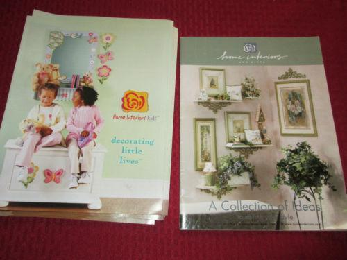 Home interiors and gifts old catalogs for Home interiors and gifts catalog
