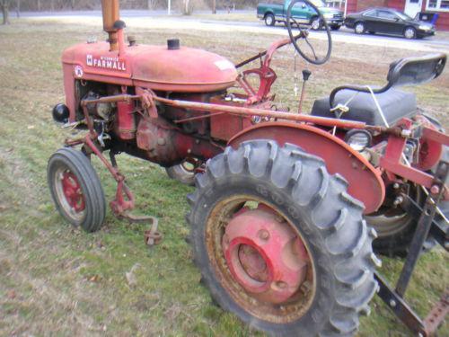 Farmall A Tractor   eBay