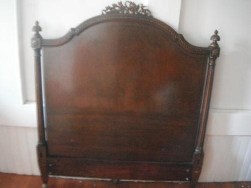 Vintage Twin Bed EBay