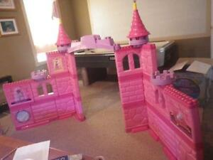 Disney Princess Castle   eBay Mega Bloks Disney Princess Castle