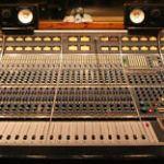 Vintage Neve analog audio processing service