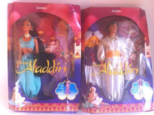 Aladdin Jasmine Doll EBay