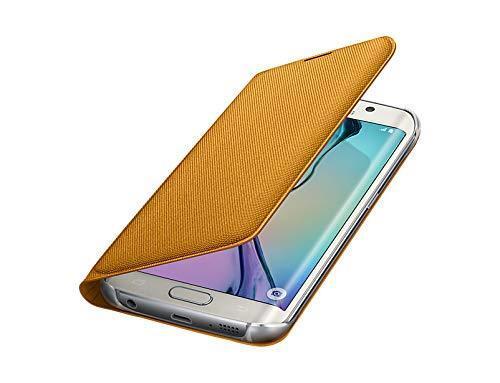 Original Samsung S6 edge Handytasche Schutzhülle Flip Wallet Protective Case