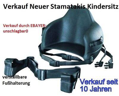 Stamatakis Kindersitz für Roller / Motorrad NEU + OVP
