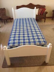 New White King Single Bed Mattress