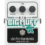 Electro-Harmonix Big Muff Pi with Tone Wicker Distortion Guitar Effect Pedal