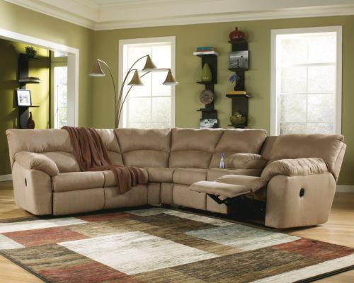 Living Room Furniture Set Sectional Ebay