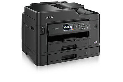 Brother MFC-J5730DW Fax Scanner Kopierer Drucker max. A3 ORIGINAL Tinten W-Lan