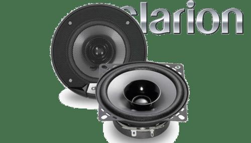 Clarion SRG1013R | 10cm Lautsprecher 100mm Auto Boxen Set PKW KFZ 190WATT