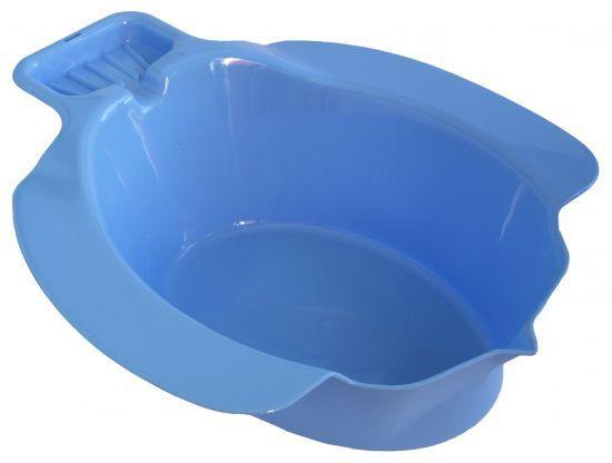 Bidet Sitzbad Bidetbecken Sitzwanne Sitzbecken Einsatz-Bidet Kunststoff, Blau