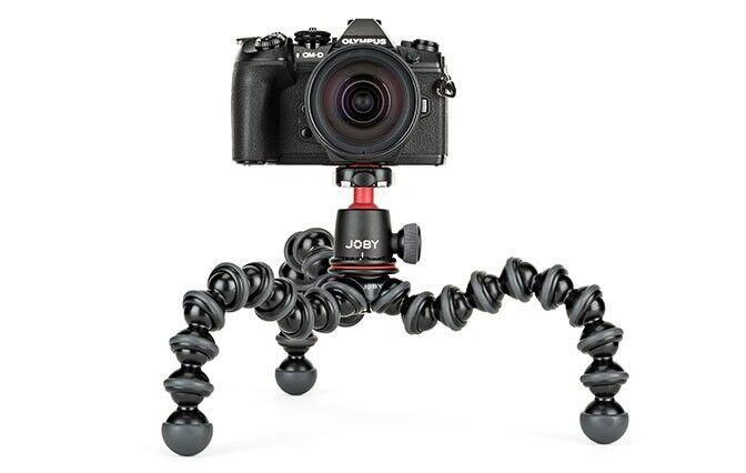 JOBY GorillaPod 3K Kit Stativ schwarz Ministativ mit Kugelkopf 3 K NEU OVP
