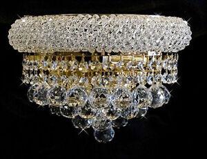 Palace Bangle 12 Crystal Chandelier Lighting Wall Light