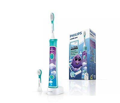 Philips Sonicare Elektrische Zahnbürste für Kinder mit Bluetooth Zahnpflege NEU