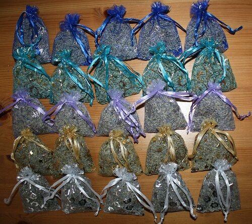 Lavendelsäckchen duftstarker Lavendel aus Frankreich Duftsäckchen Geschenk