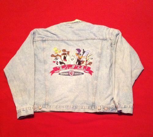 Looney Tunes Jacket EBay