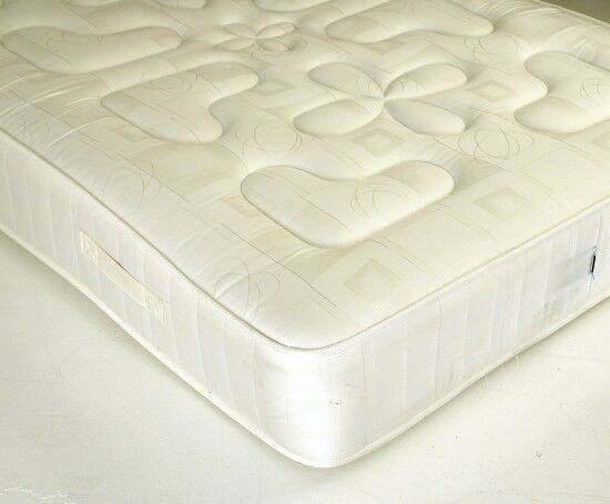Orthopaedic Single Mattress Hand Made In The Uk