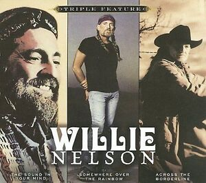 Willie Nelson Triple Feature CD New Factory Sealed ...