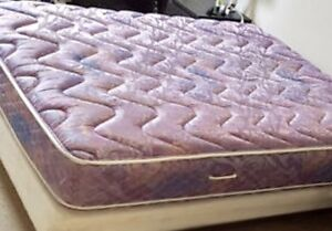 Good Double Mattress Box Spring Free Delivery