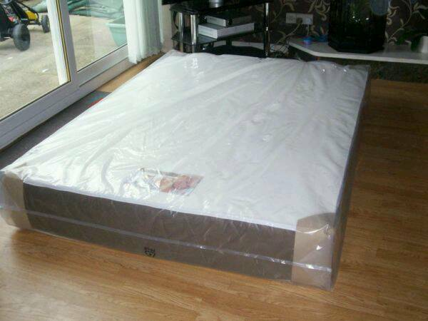 Small Double Three Quarter Luxury Memory Foam Mattress Never Open Or Used Still Packaged Can Deliver