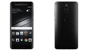 "New Huawei Mate 9 Duos Dual Porsche Design 256GB 6GB 5.5"" 20+12MP 8MP Black"