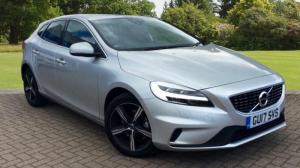 2017 Volvo V40 T2 (122) R DESIGN Nav Plus 5dr Manual