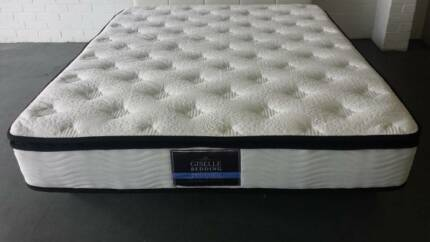 Brand New Ont Hypo Allergenic Queen Pillow Top Mattress