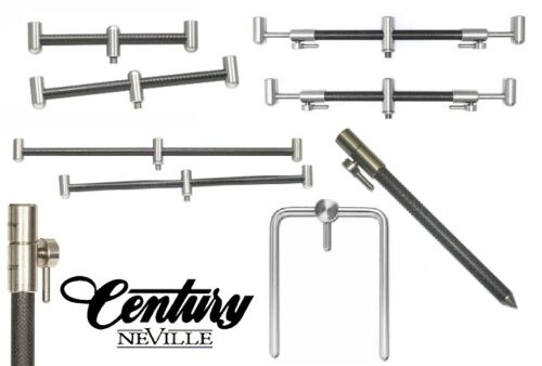 Century-Neville-Carbon-Banksticks-Buzzer-Buzz-Bars-Stabiliser-PAY-1-POST