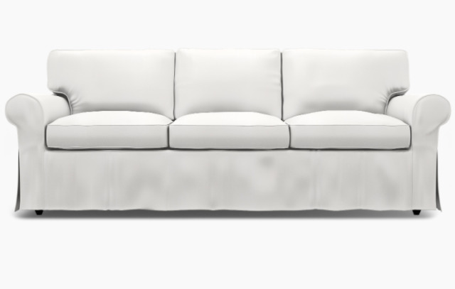 Whether you need indoor or outdoor cushions, we are the one stop shop. IKEA EKTORP SOFA COVER REPLACEMENT 3.5 Sofa * White ...