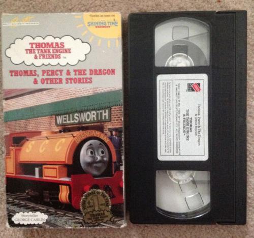 Thomas VHS EBay