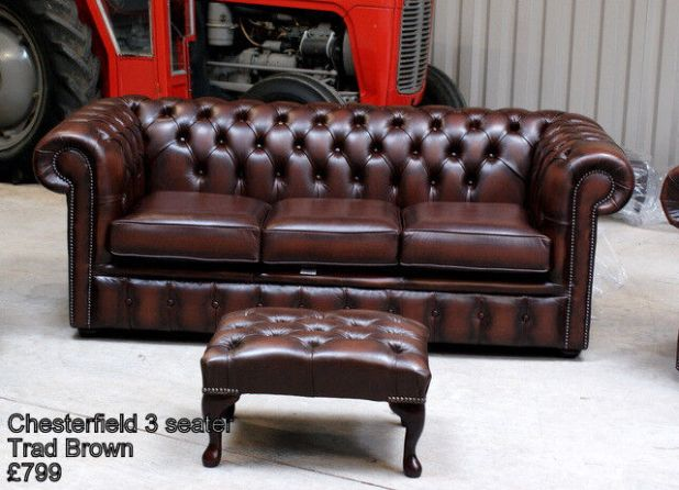 Chesterfield corner sofa 0 finance for Couch 0 finance