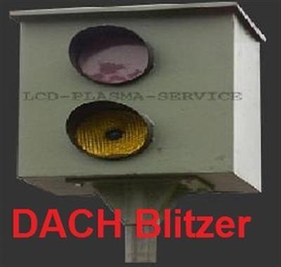 Blitzer OVI/POI Radarwarner DACH f. TomTom Navigationen