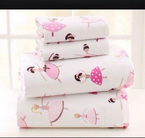 Kids Flannel Sheets EBay