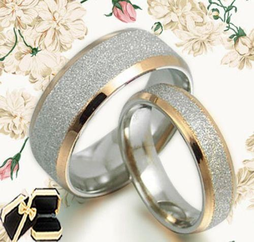 His And Hers Matching Wedding Rings EBay