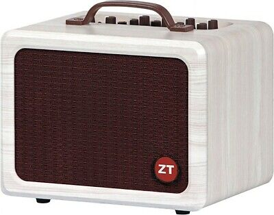 ZT Acoustic Lunchbox Amplifier 200W. Super powerful and portable. Made in USA.